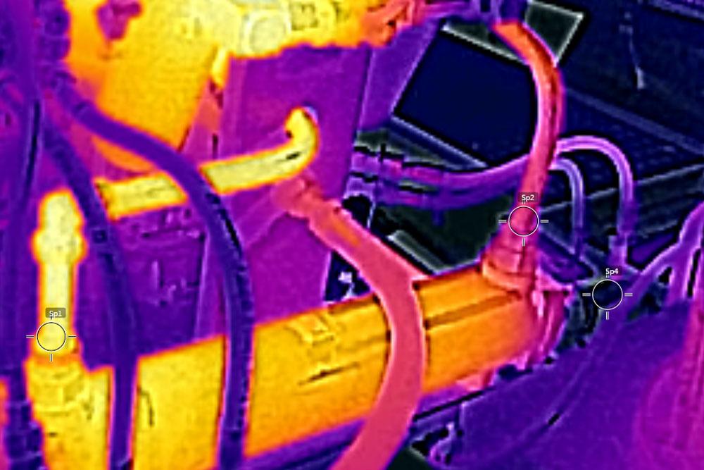 inspecciones termograficas